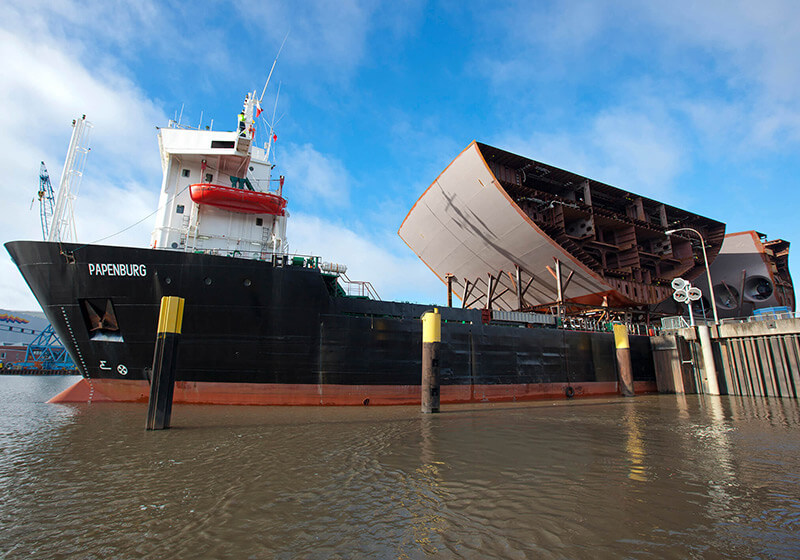 Papenburg-Dockschiff_Quelle_M.Wessels
