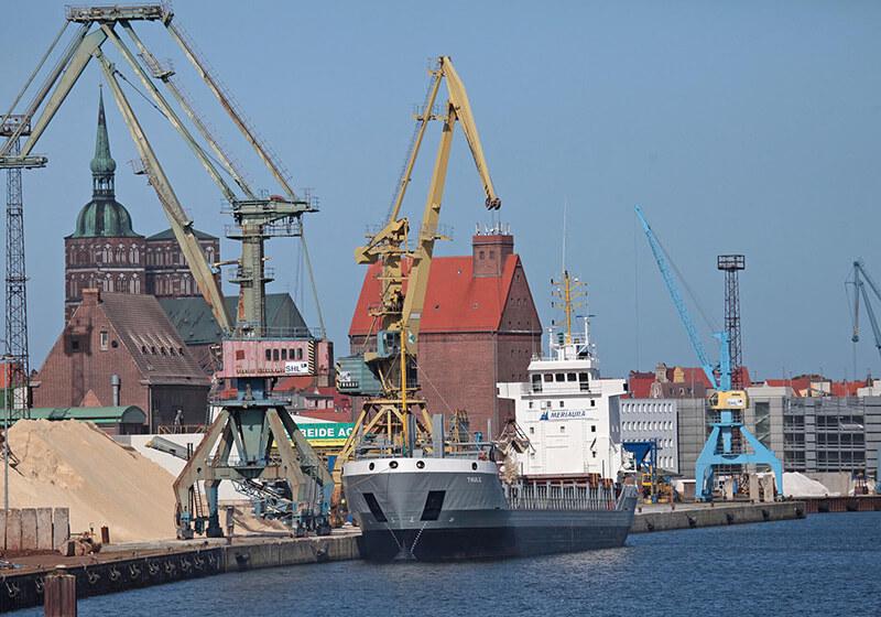 SHS-Umschlag-Nordhafen