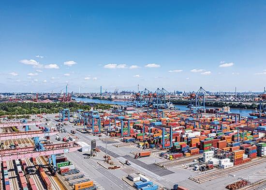 Suezkanal-Havarie: Deutsche Hafenwirtschaft ist gewappnet