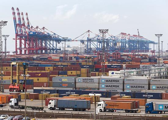 Positionen der Hafenwirtschaft zur neuen Legislaturperiode des Deutschen Bundestages